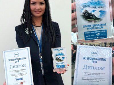 Уктус вошёл в топ 15 ГЛК России