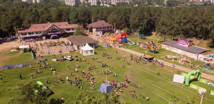 Организация корпоративов Екатеринбург Уктус