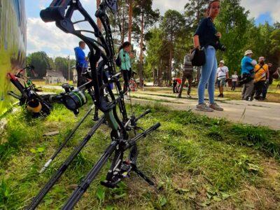 Победители Кубка Свердловской области по 3D стрельбе из лука