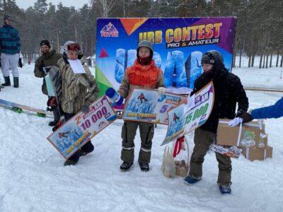 Результаты Ural jibb contest 2021